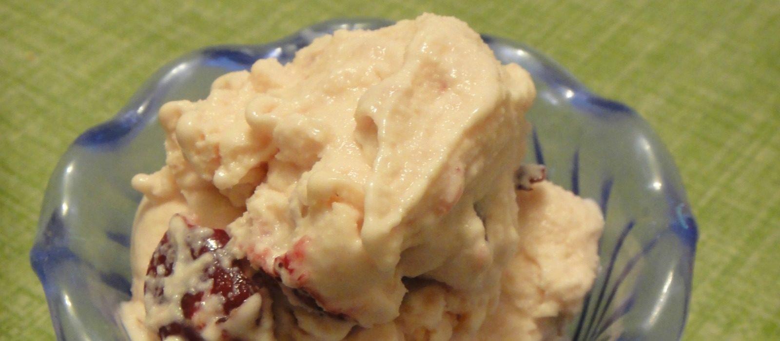 Two Berry Ice Cream