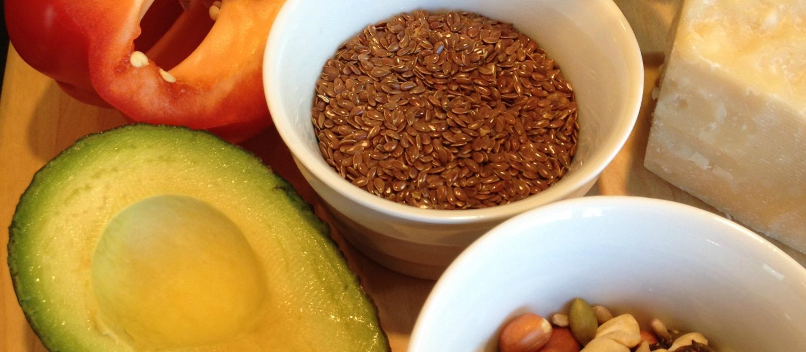 Flax Seed Oil Dressing