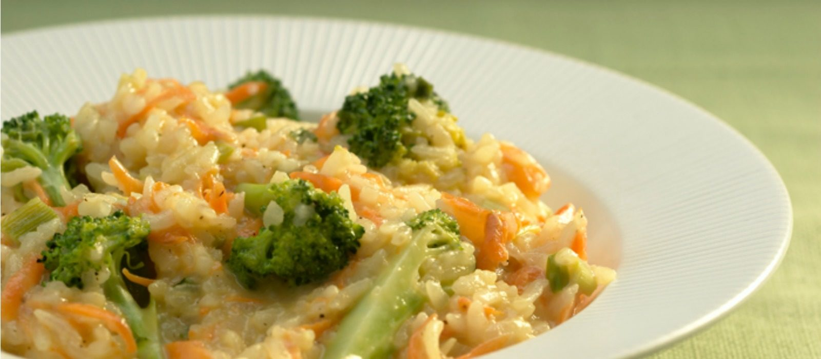 Easy Creamy Microwave Risotto