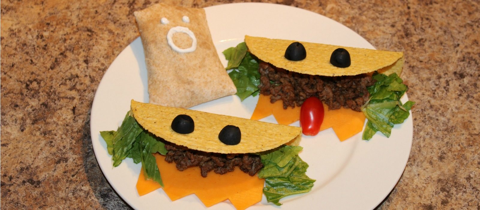 Monster Mouth Tacos