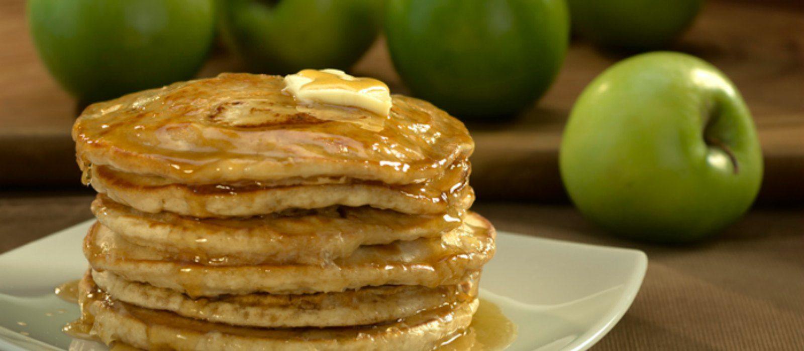 Green Granny Pancakes
