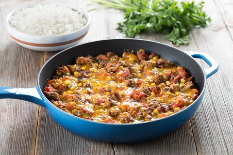 Mexican Corn Chili
