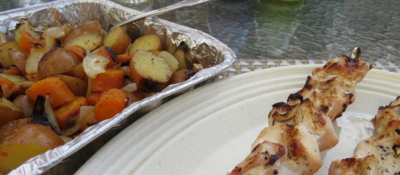 My Favourite Quick and Easy Summer BBQ Meal