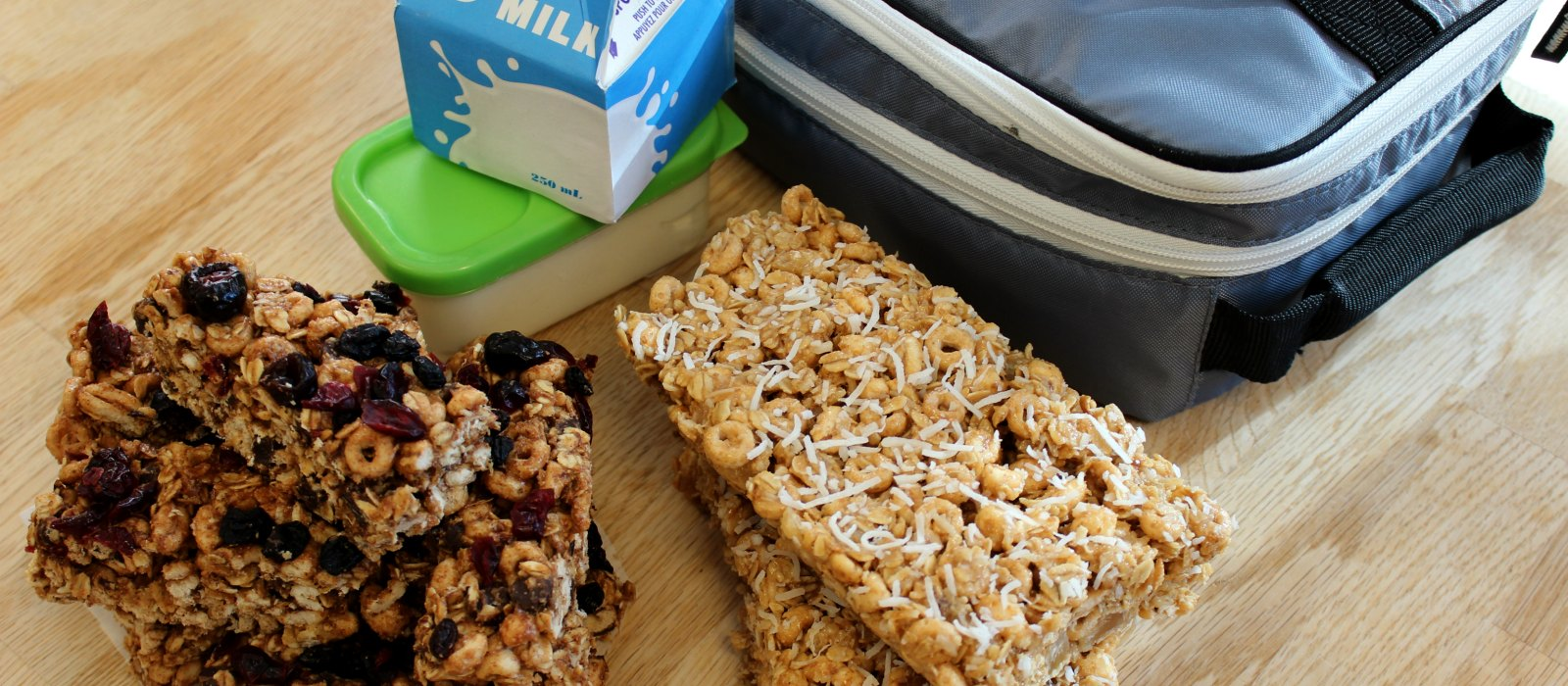 School-Safe Cereal Bars